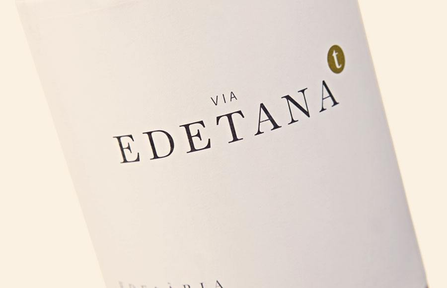 Edetària - D'on ve Via Edetària